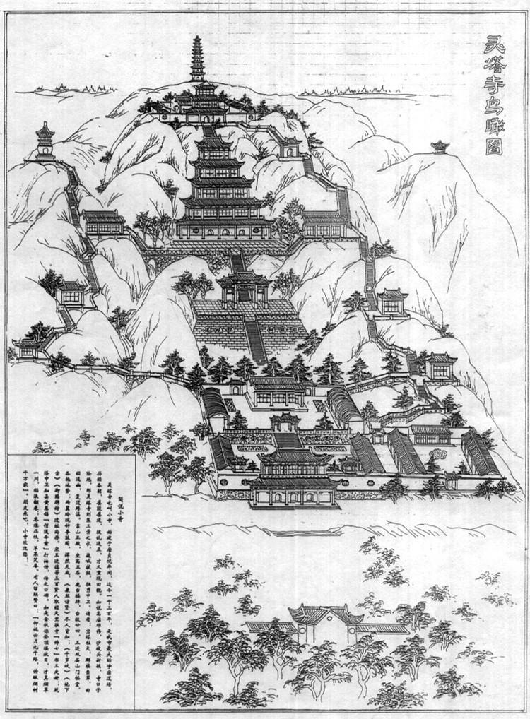 传统寺庙规划设计及寺院图纸分析